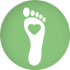 Footcare Icon
